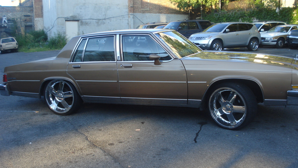 Large on 1983 Buick Lesabre