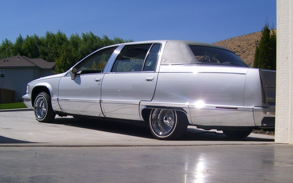 illville 39 s 1993 cadillac fleetwood in kennewick wa. Cars Review. Best American Auto & Cars Review
