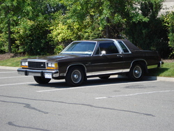 dbuerger 1987 Ford Crown Victoria