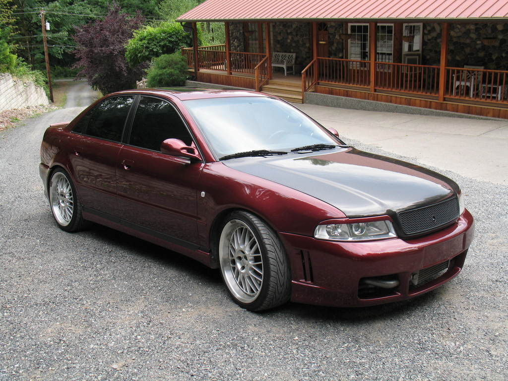 iluvthc 1998 audi a4 specs photos modification info at cardomain. Black Bedroom Furniture Sets. Home Design Ideas