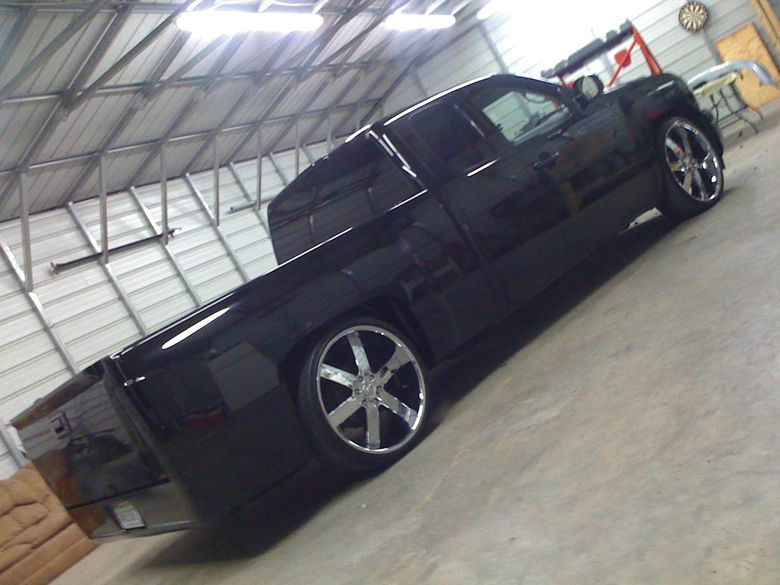 Another ridin08chevy 2008 Chevrolet Silverado 1500 Extended Cab post... - 11960177