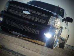 ridin08chevys 2008 Chevrolet Silverado 1500 Extended Cab