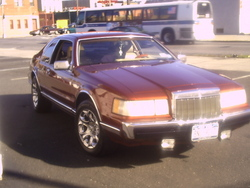 CASAM2s 1988 Lincoln Mark VII