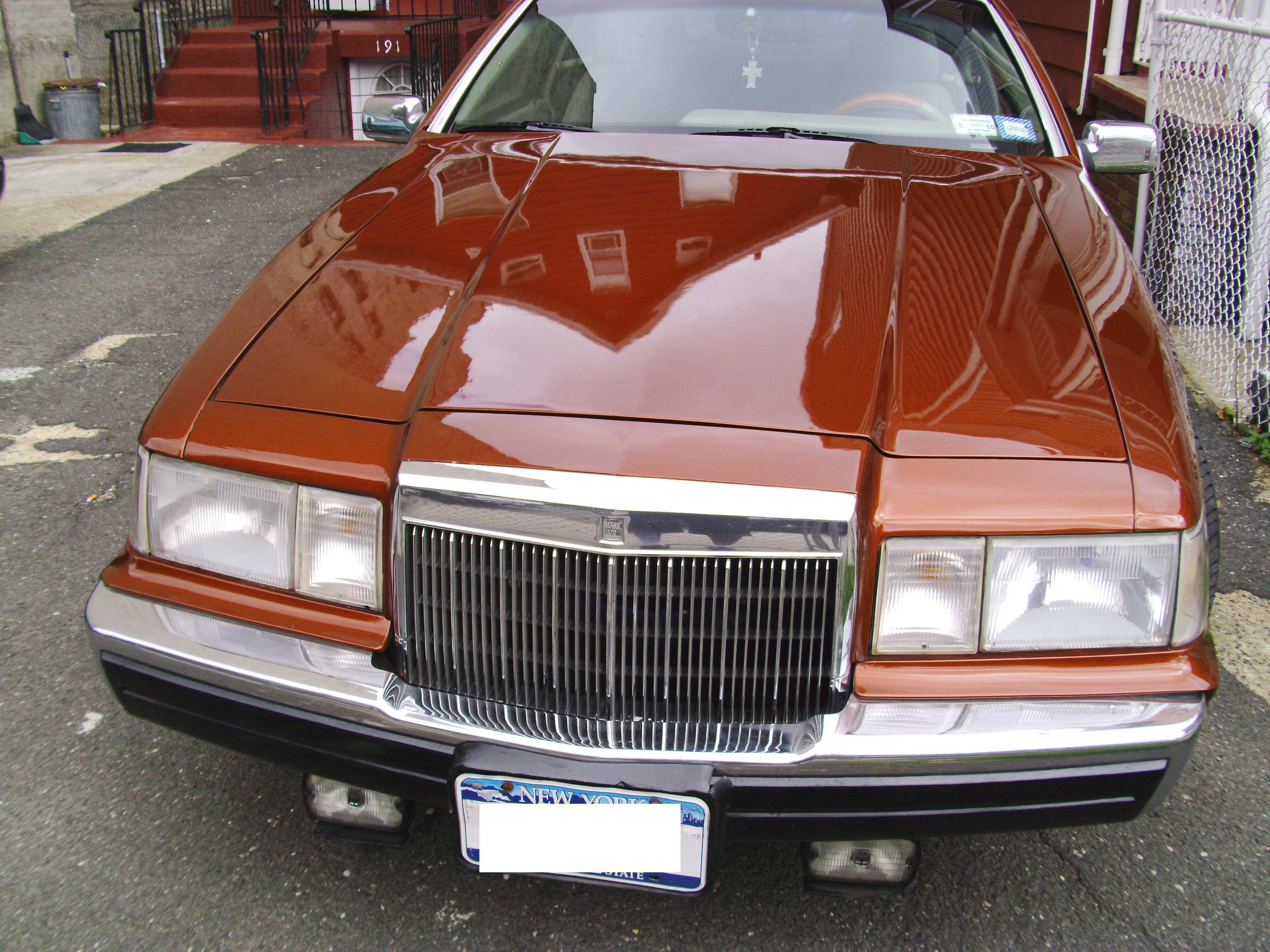 Another CASAM2 1988 Lincoln Mark VII post... - 11960283