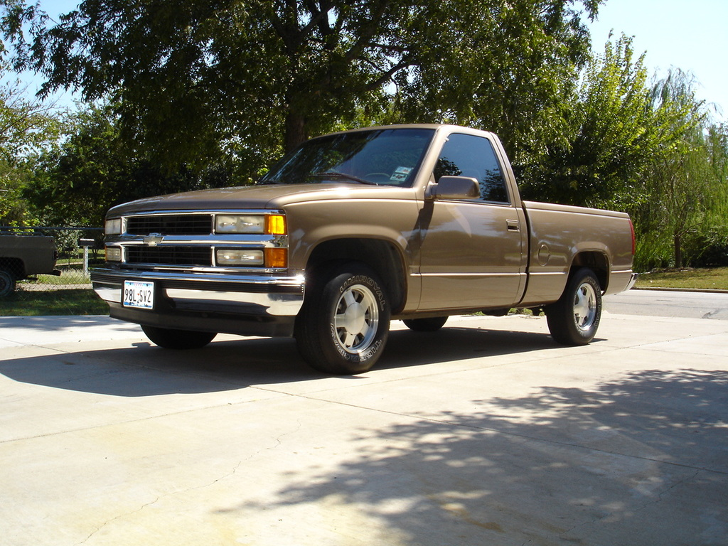 slamminblazer 1997 chevrolet silverado 1500 regular cab specs photos modification info at. Black Bedroom Furniture Sets. Home Design Ideas