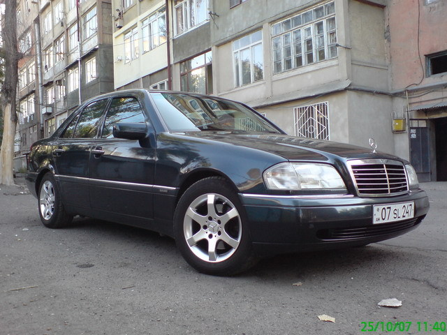 Sergo666 1996 mercedes benz c class specs photos for 1996 mercedes benz c class