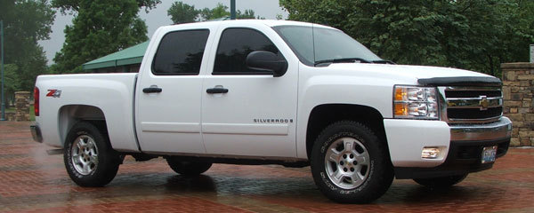 72BlckButy 2008 Chevrolet Silverado 1500 Regular Cab 11964278