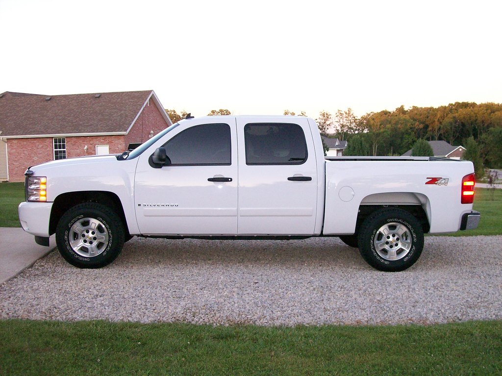 72BlckButy 2008 Chevrolet Silverado 1500 Regular Cab 11964289