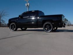 Dereks99SSs 2008 Chevrolet Silverado 1500 Regular Cab