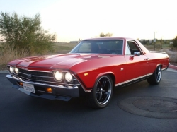 69spoilerkings 1969 Chevrolet El Camino