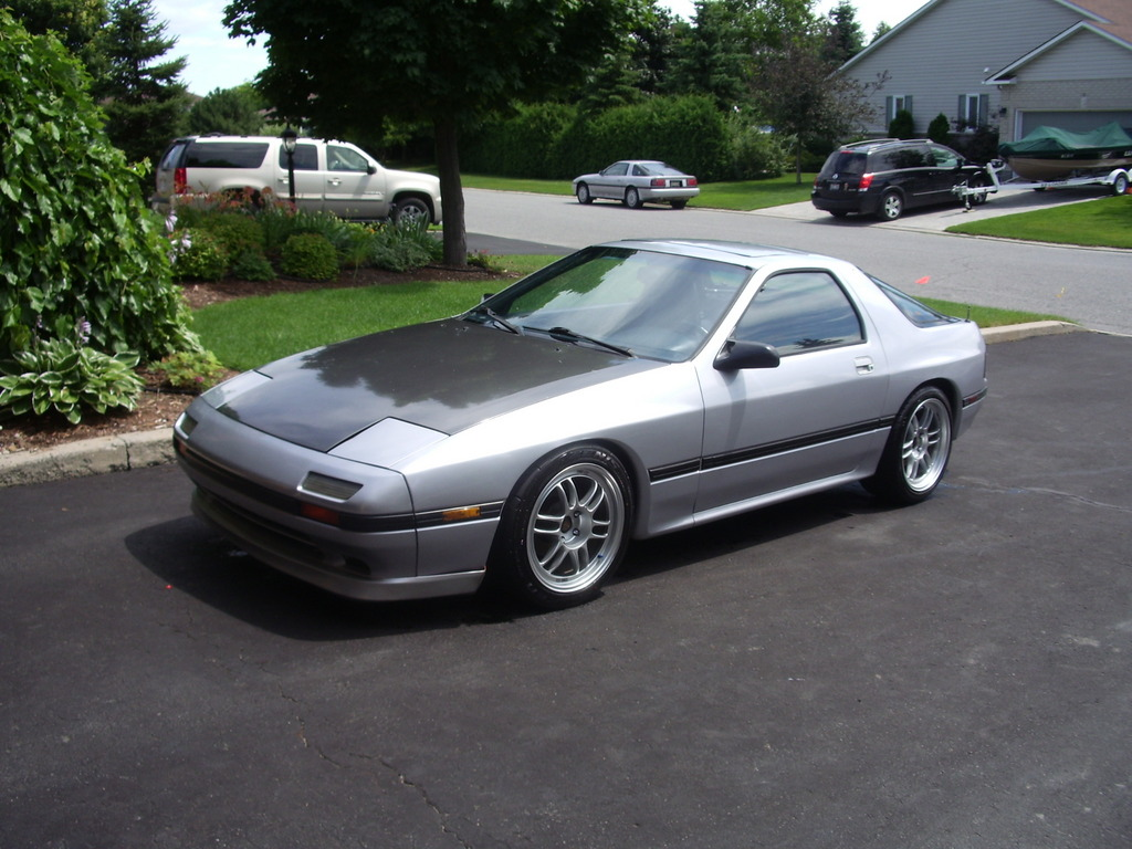 Rx7 Fc 1987 Mazda Rx 7 Specs Photos Modification Info At