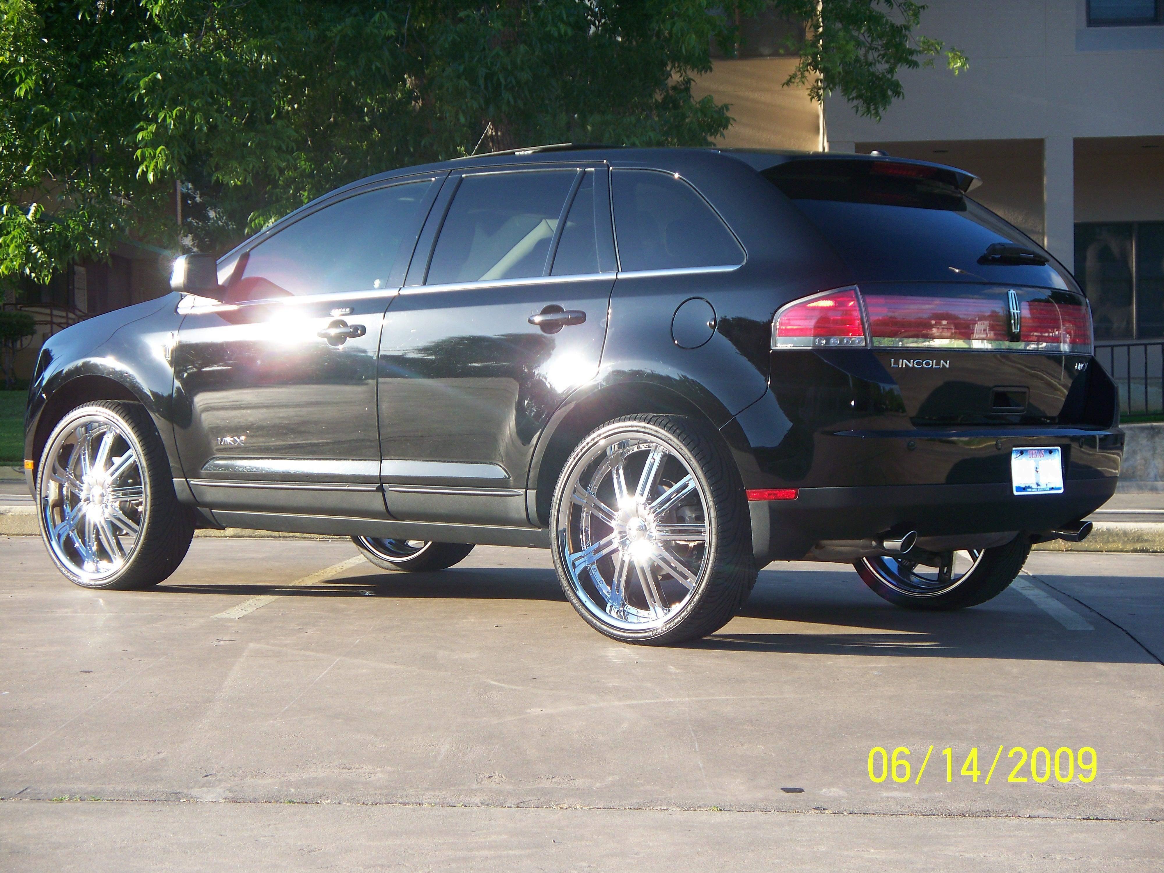 Bdawg380 2008 Lincoln Mkx Specs Photos Modification Info