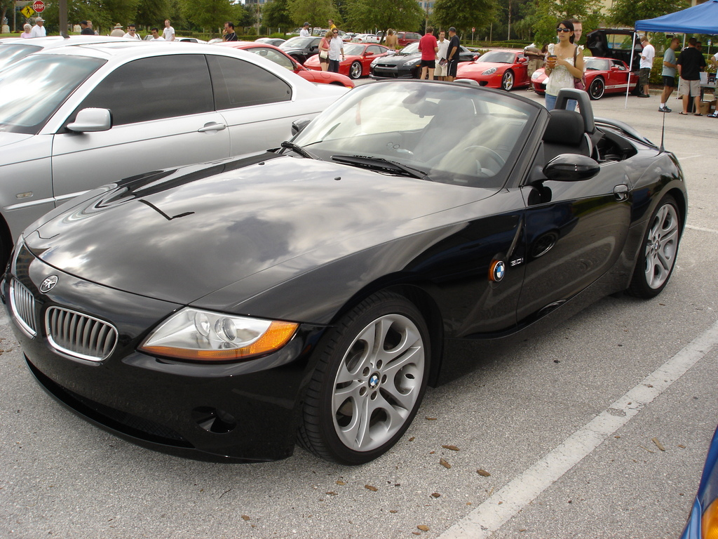 Jackasskorean 2004 Bmw Z4 Specs Photos Modification Info