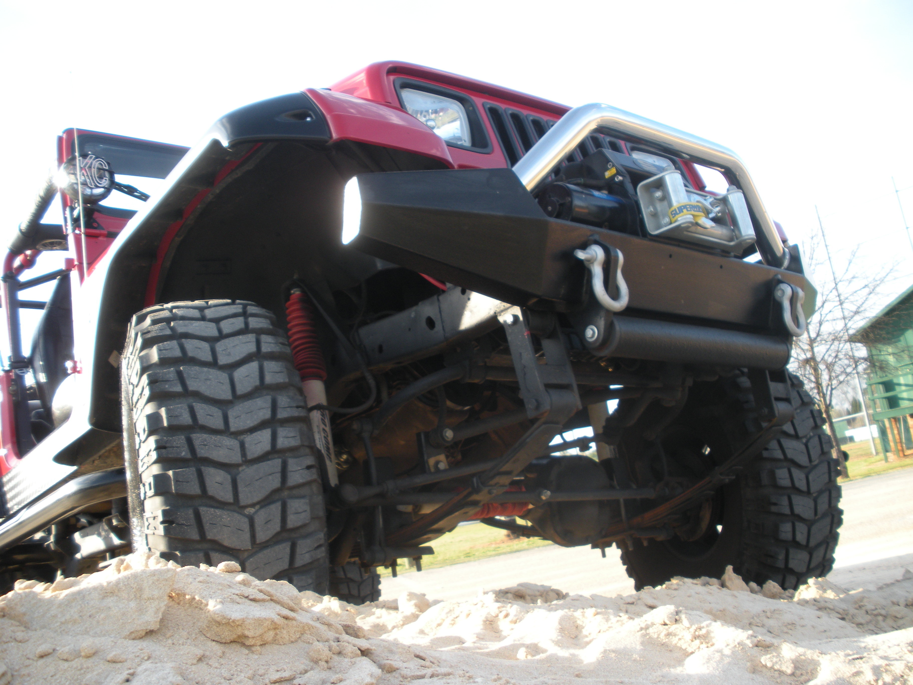 jamesdanger 1993 Jeep YJ 11966494