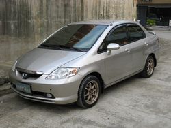 sundew 2003 Honda City