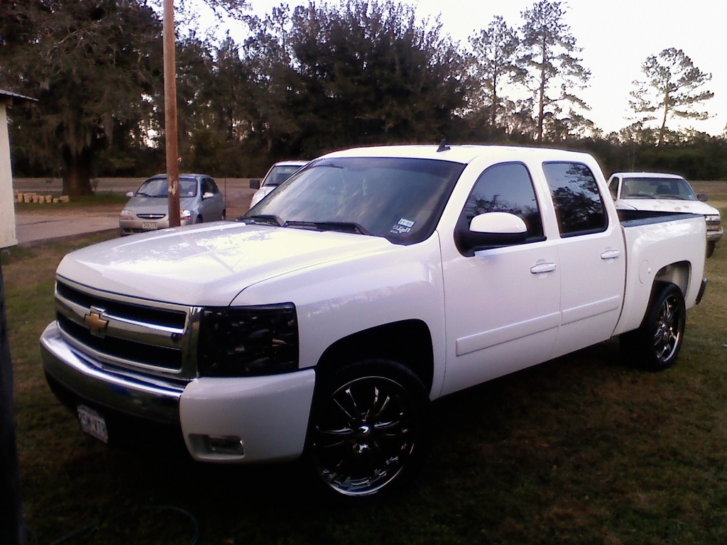 MrJohnson42087 2008 Chevrolet Silverado 1500 Regular Cab ...