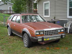 HalfWitt 1983 AMC Eagle