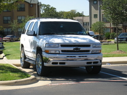 Ty_Fighter 2001 Chevrolet Tahoe