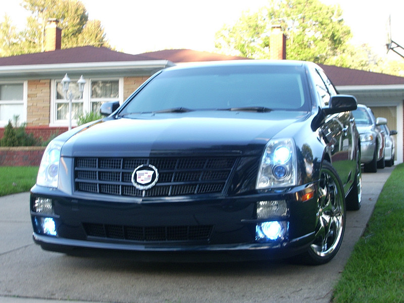 mobi33 2008 cadillac sts specs photos modification info. Black Bedroom Furniture Sets. Home Design Ideas