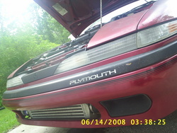 hondaspeed77s 1990 Plymouth Laser
