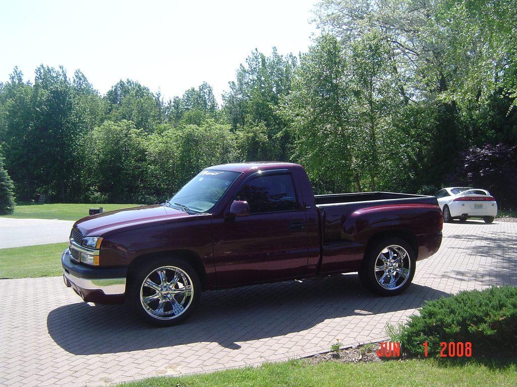 03regency 2003 Chevrolet C/K Pick-Up 11979270