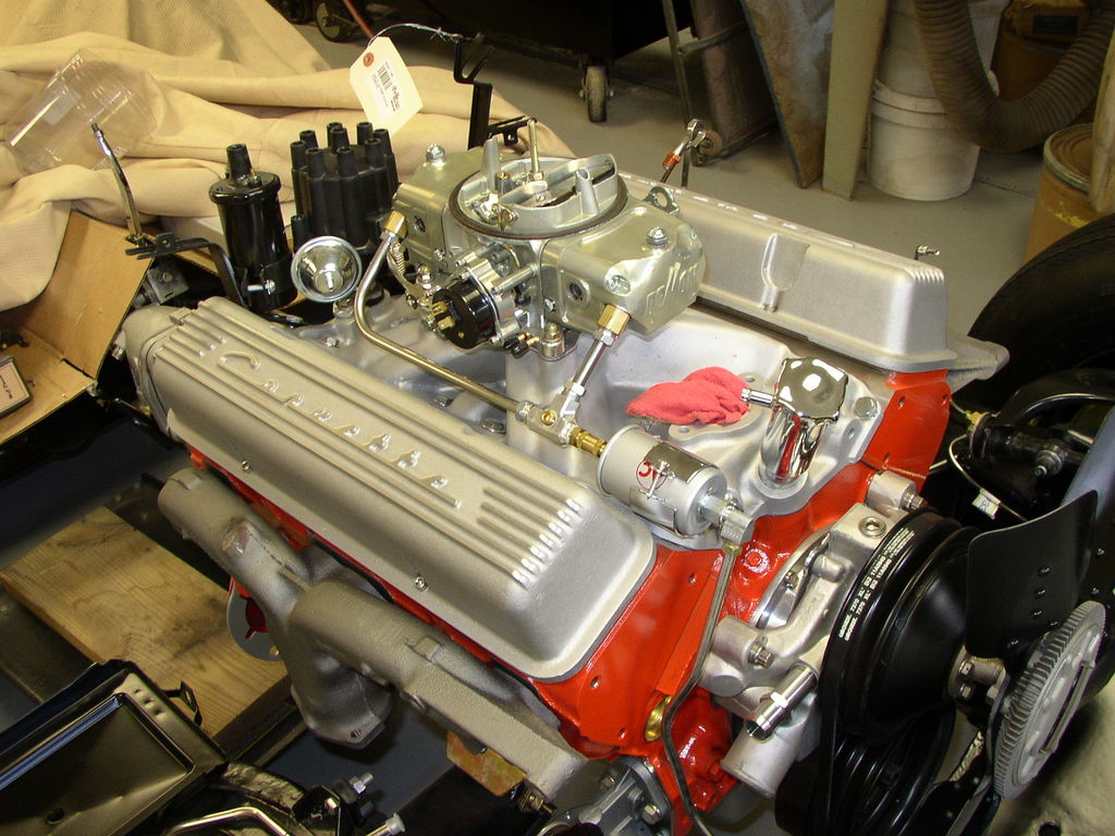 Please Vote for ??? Valve covers .......Can\'t decide Old school? or ...