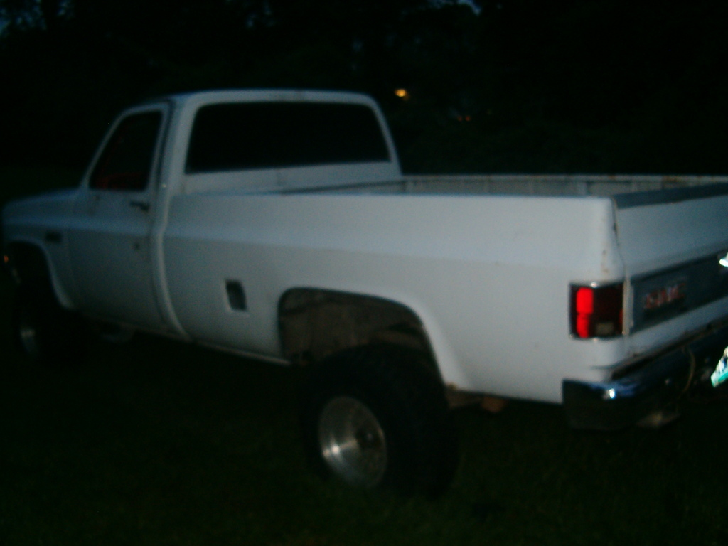 Another trester1 1984 GMC 3/4 Ton post... - 16766286
