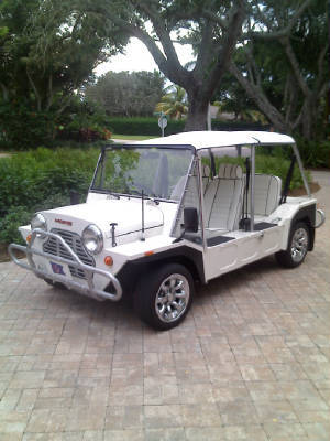 Another ase93 1972 MINI Moke post... - 11969601