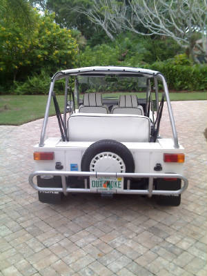 Another ase93 1972 MINI Moke post... - 11969603