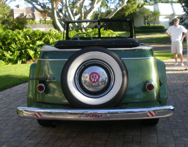 Another ase93 1950 Willys Jeepster post... - 11969608