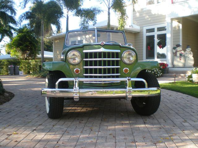 Another ase93 1950 Willys Jeepster post... - 11969609