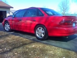 Vnuk1SHOs 1993 Ford Taurus