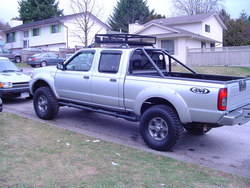 offroadfrontiers 2003 Nissan Frontier Regular Cab