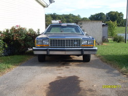 ford2thecore 1986 Ford LTD Crown Victoria