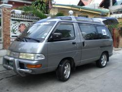 vanito14s 1992 Toyota Van