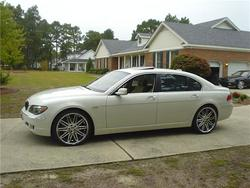 MNK1106s 2006 BMW 7 Series