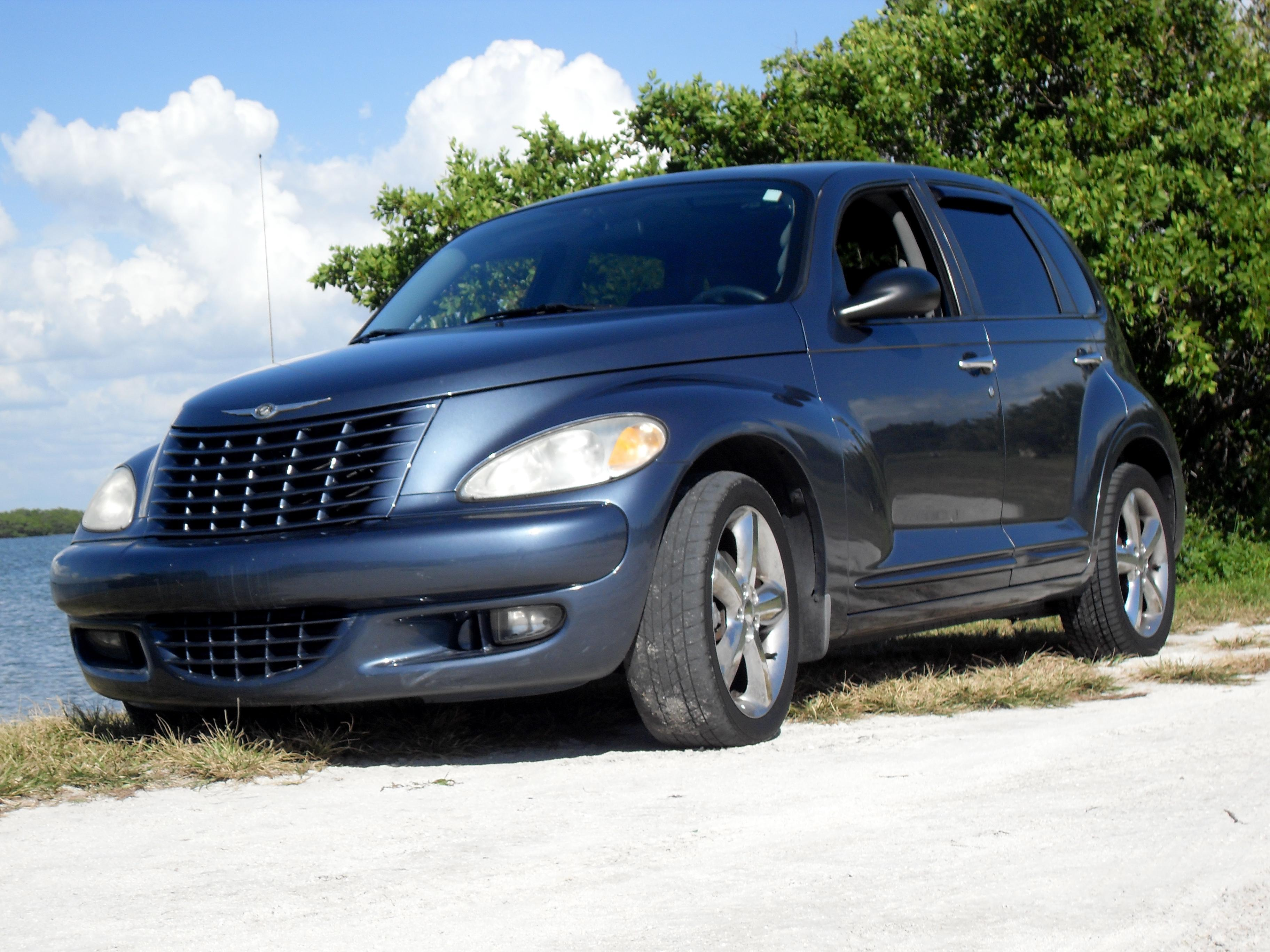 lil red zx3 2003 chrysler pt cruiser specs photos. Black Bedroom Furniture Sets. Home Design Ideas