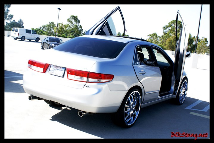 edgharo 2003 honda accord specs photos modification info at cardomain. Black Bedroom Furniture Sets. Home Design Ideas