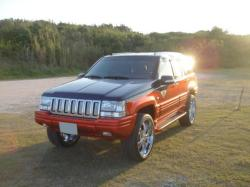 kenchans 1997 Jeep Grand Cherokee