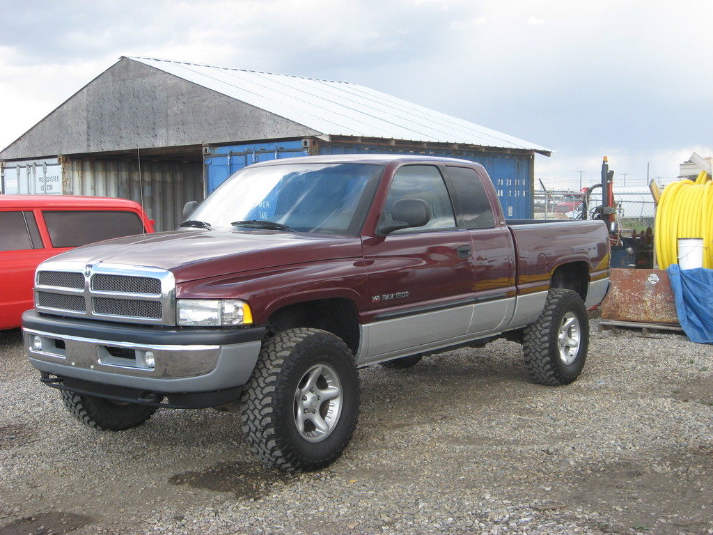 Adamcn 2001 Dodge Ram 1500 Regular Cab Specs Photos