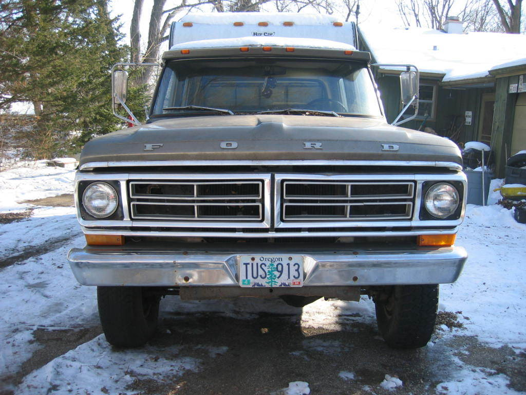 zedzsled 1972 Ford F150 Regular Cab 12598895