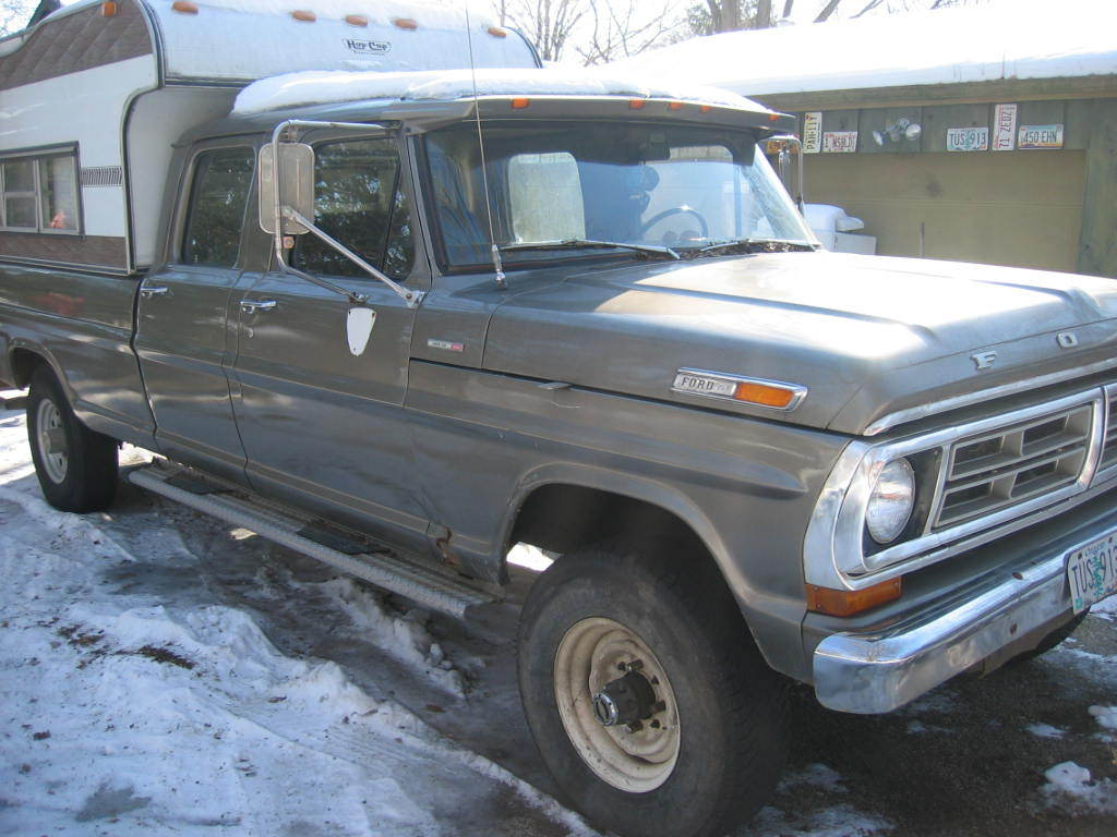 zedzsled 1972 Ford F150 Regular Cab 12598896