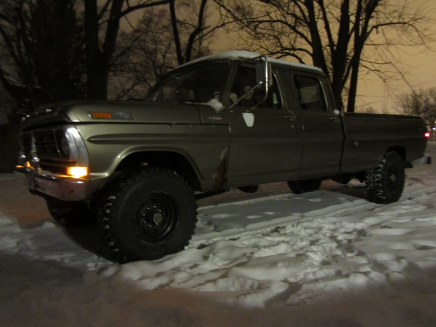 zedzsled 1972 Ford F150 Regular Cab 12598901