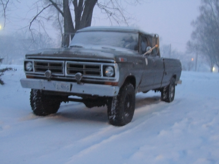 zedzsled's 1972 Ford F150 Regular Cab