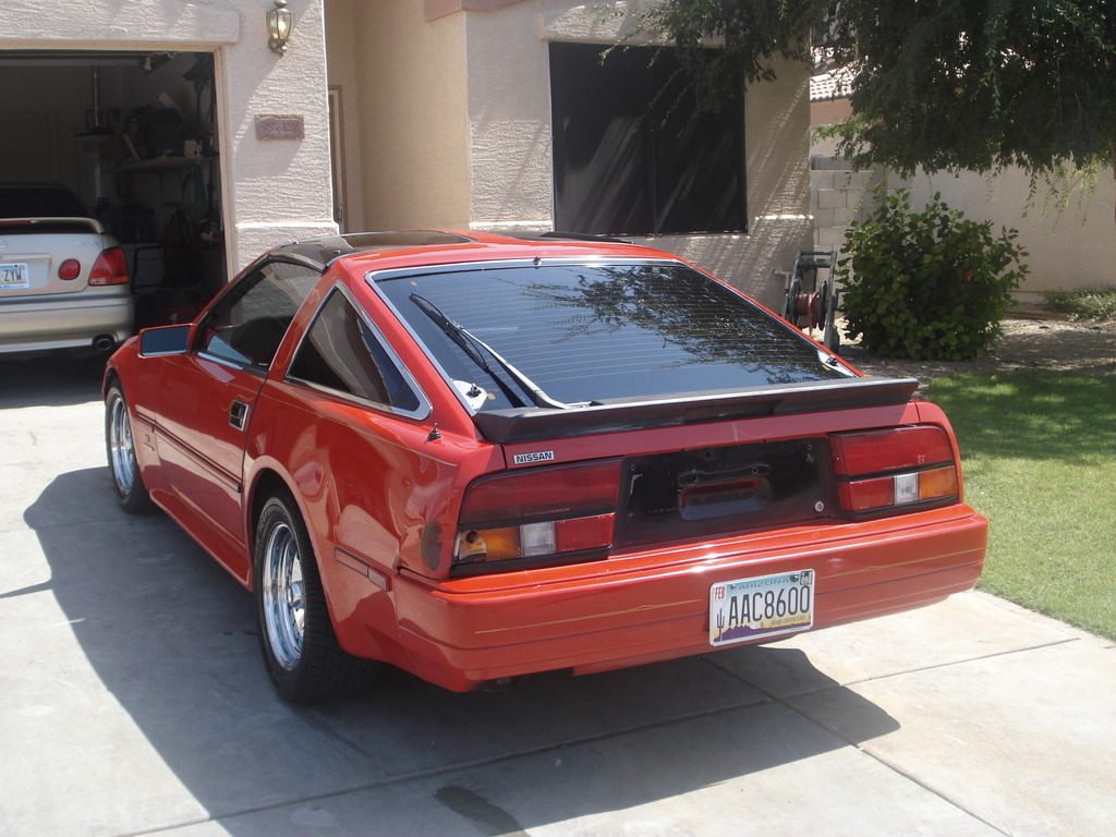 az z31 1986 nissan 300zx specs photos modification info. Black Bedroom Furniture Sets. Home Design Ideas