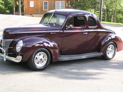 slick4980 1940 Ford Deluxe
