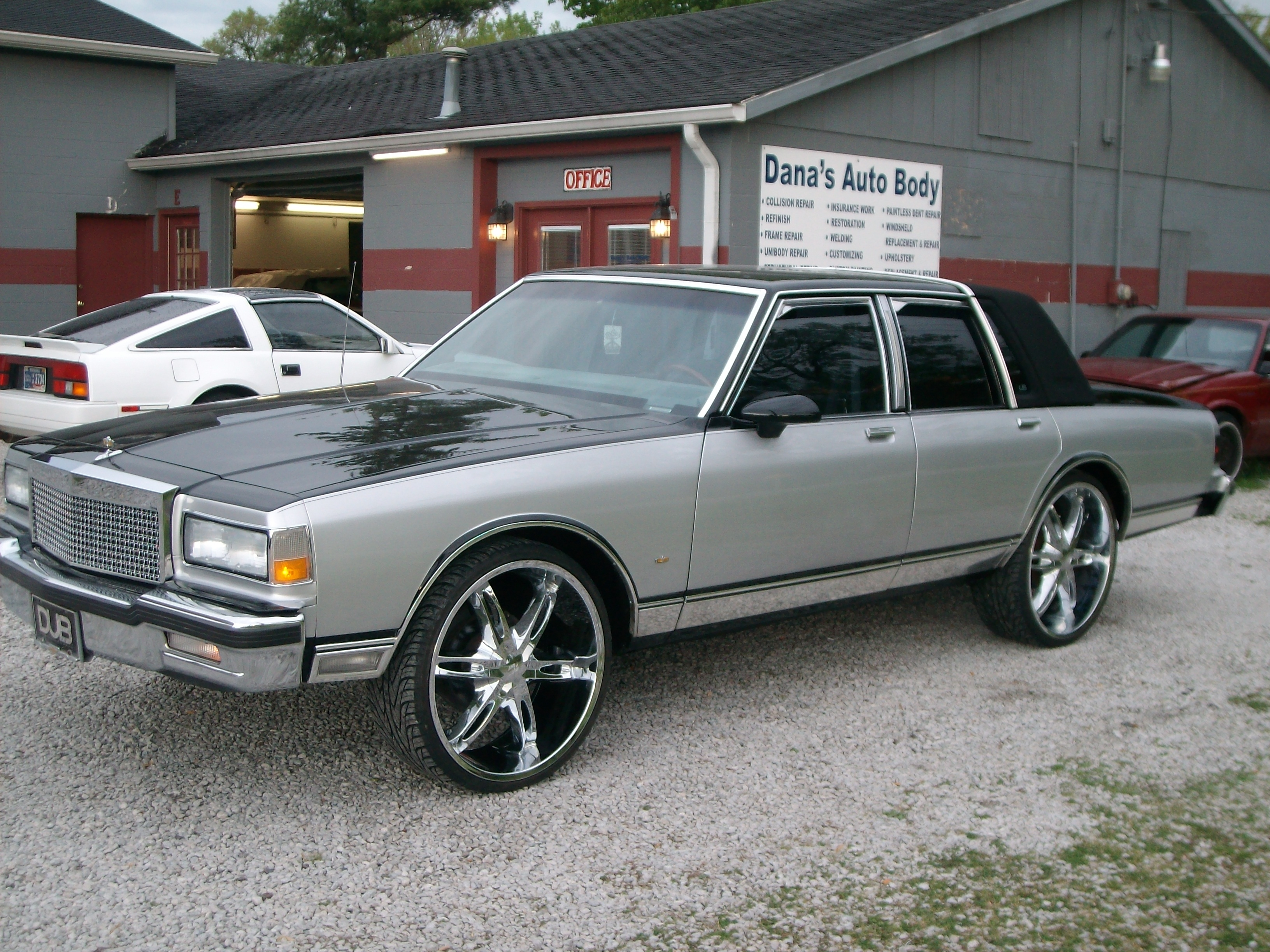 Another 93chevyboi 1990 Chevrolet Caprice post... - 11974763