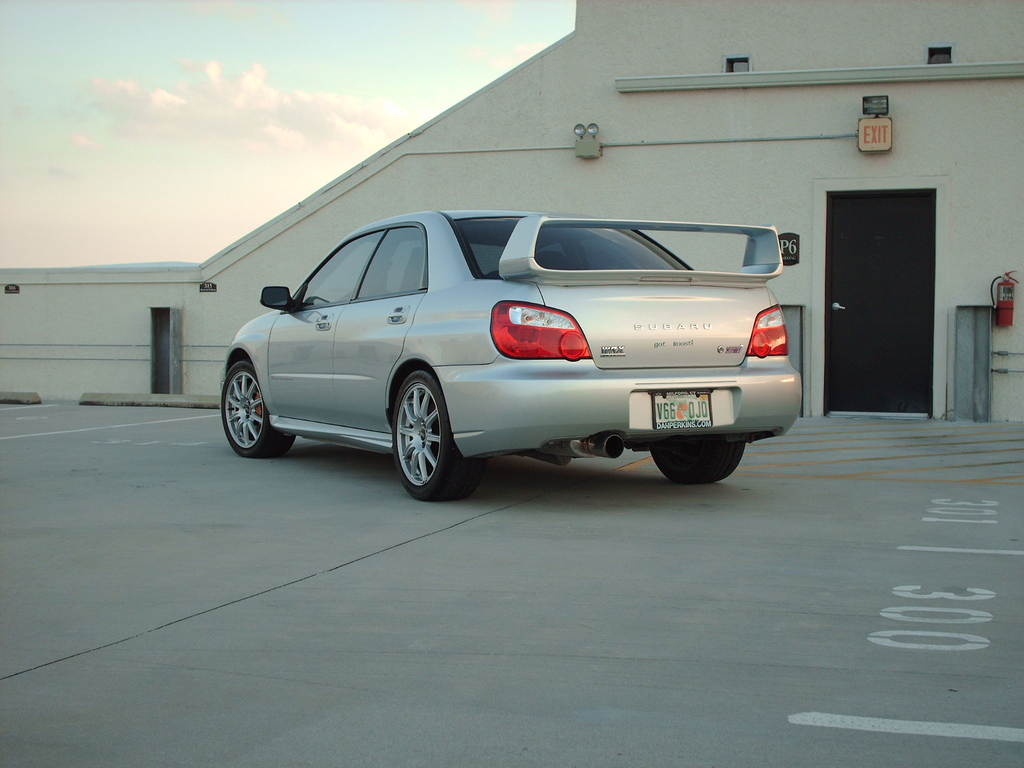 Another O-REN 2004 Subaru Impreza post... - 11973532