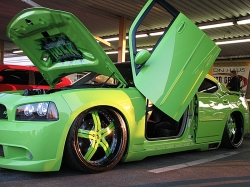 SublimeDaytona26s 2007 Dodge Charger