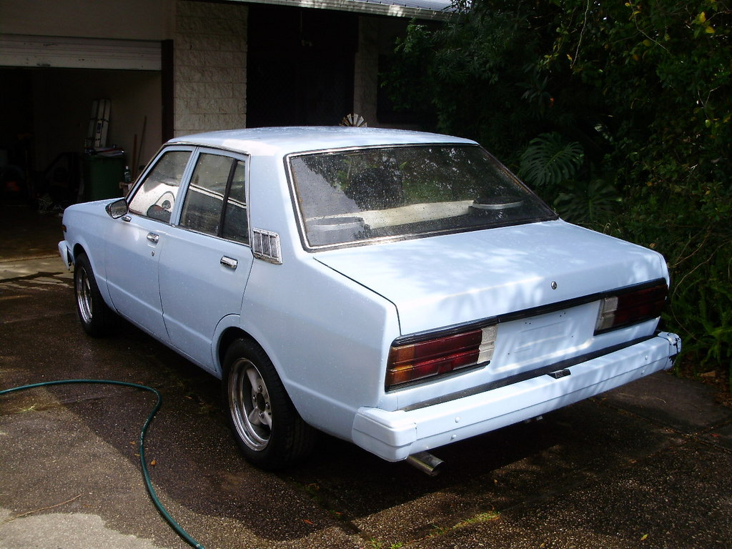 Another jaywa 1981 Datsun 1600 post... - 11976008